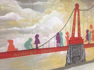 Buckshutem School - Bridge of Hope and Change
